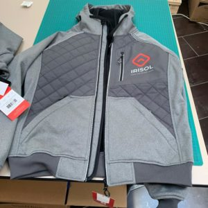 Flocage softshell